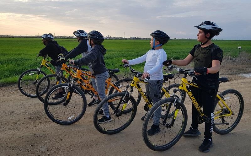 מועדון האופניים קרית משה