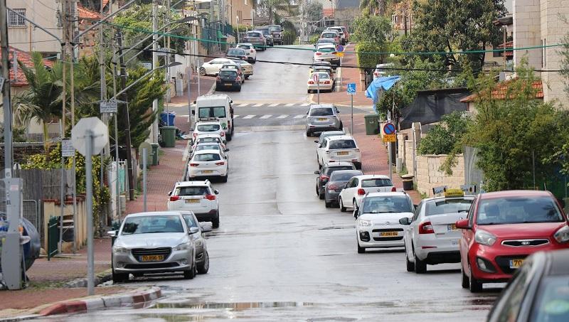 הרחובות ריקים ושקטים בעקבות התפשטות הקורונה