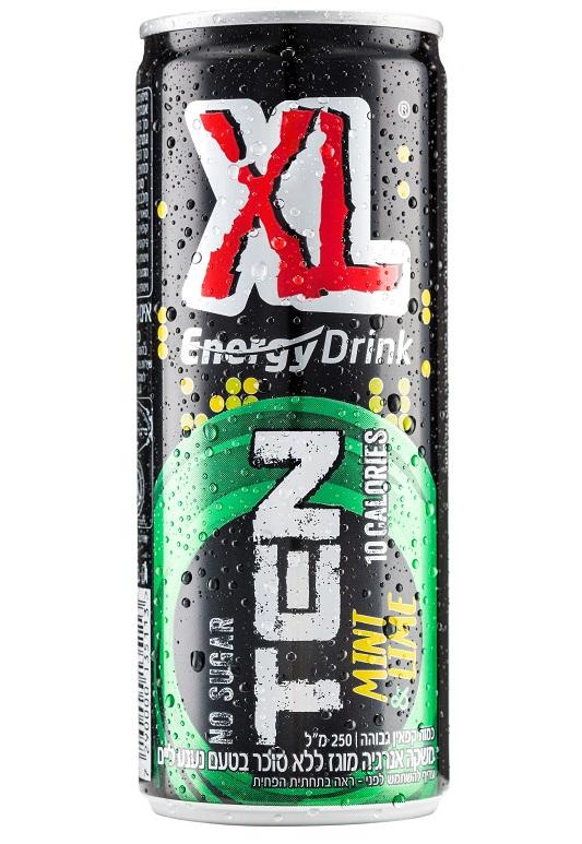 """XL בטעם נענע ליים (צילום: יח""""צ)"""