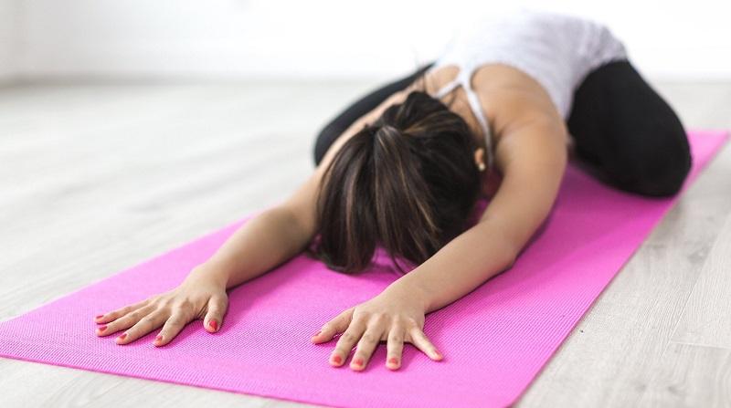פעילות גופנית יוגה (צילום אילוסטרציה)