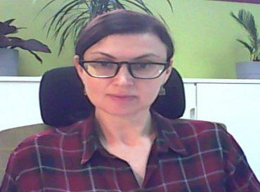 """רו""""ח שפטוביצקי אביגיל אנג'לינה. צילום: פרטי"""