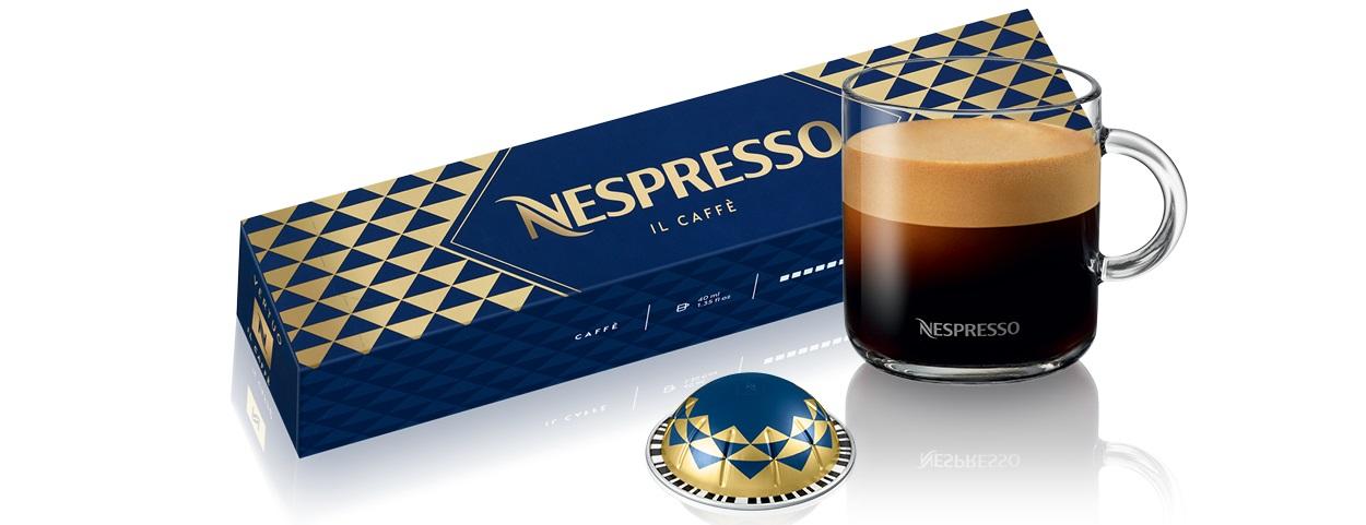 "Nespresso - תערובות קפה בהשראת המסורת האיטלקית (צילום: יח""צ)"