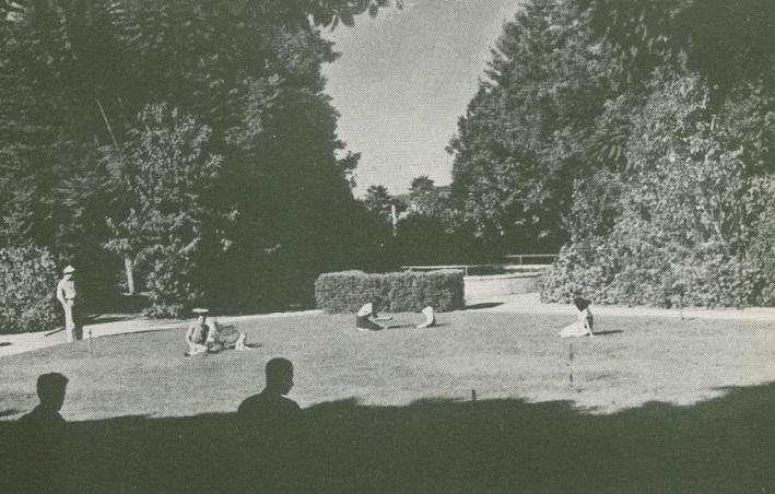 גן המייסדים בימים עברו (צילום: באדיבות עיריית רחובות)