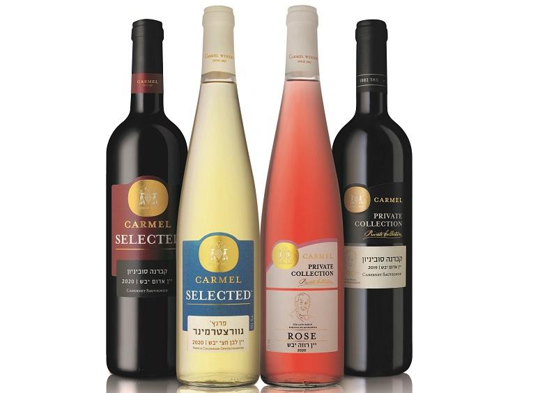 יינות יקבי כרמל לפסח (צילום: איל קרן)