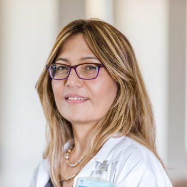 """ד""""ר ג'וליה ברדה פישלר, המרכז הרפואי וולפסון (צילום: תמר אלמוג)"""